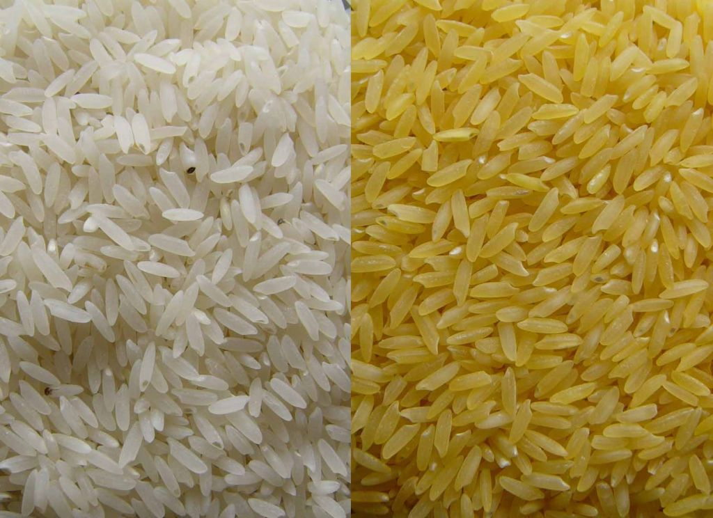GOLDEN BASMATI Rice, Par Boiled Rice, Long grain Parboiled Rice ,Jasmine Rice 5% Broken