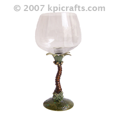 Pewter Goblet - Metal Crafts - Pewter Gifts