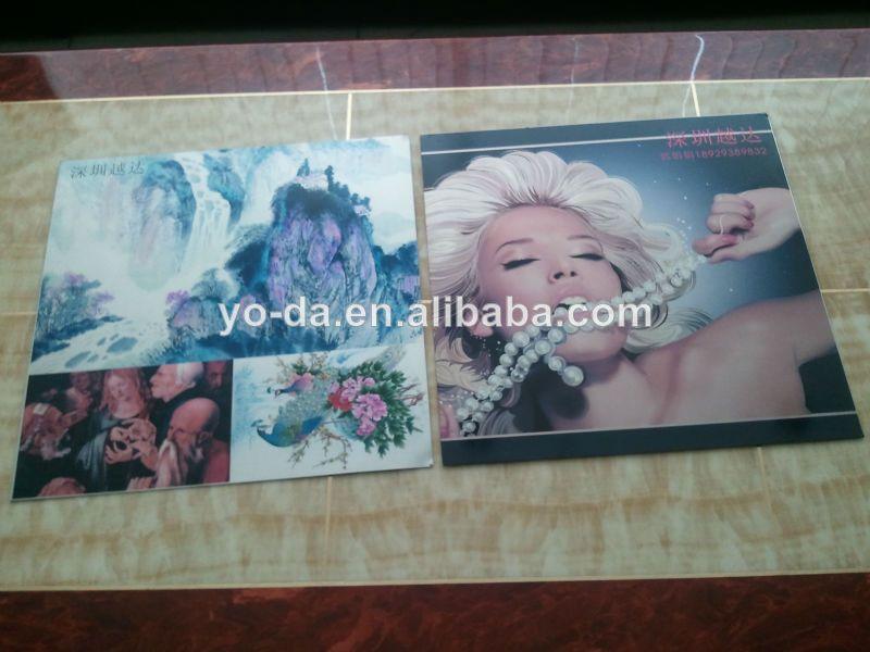 YUEDA Artwork printer,flatbed uv aluminium artware printer,hot sale large format flatbed digital inkjet handiwork printer