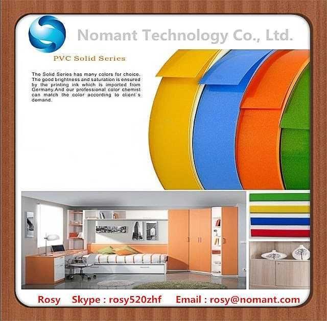 Furniture edge banding tape hot sell in Dubai
