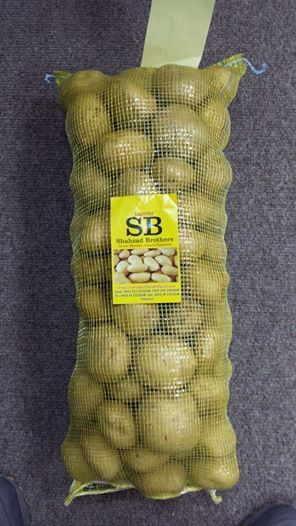 Fresh Potatoes (High Quality)