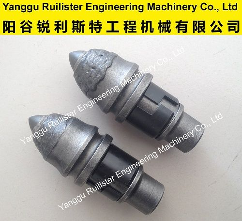 Conical Bits B47K22HF, Foundation Drilling Tools, Piling Tools, Construction Tools, Cutting Tools, Auger Bits