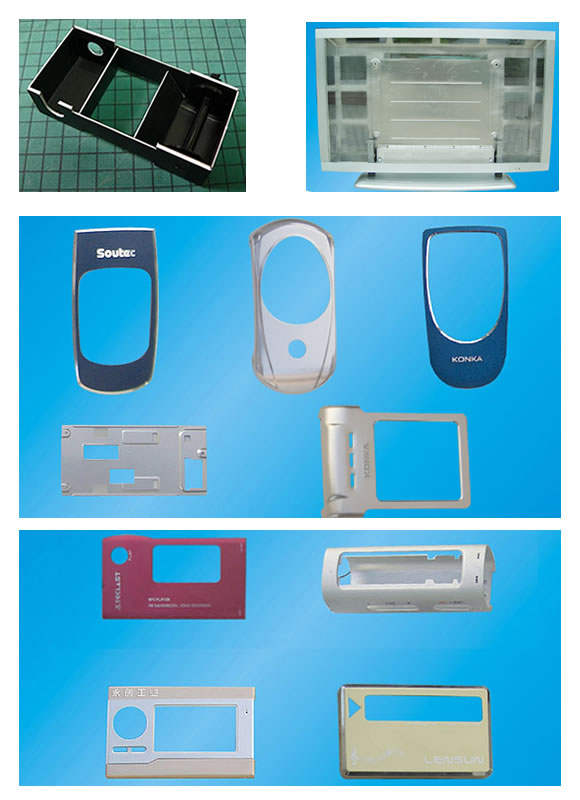 electrical moulds