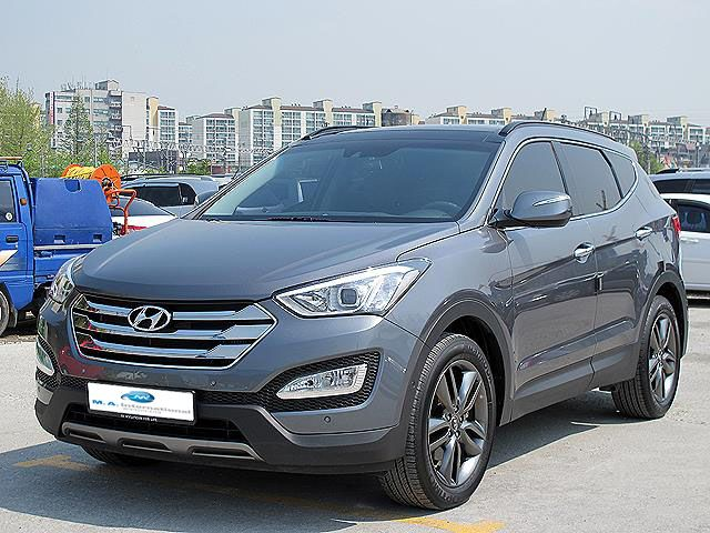 Use Hyundai Santafe 2013