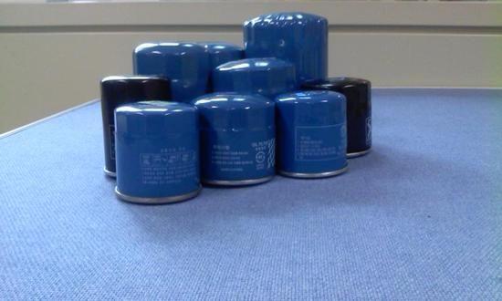Korean Auto oil filter