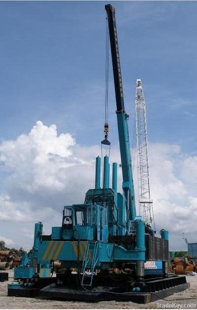 ZYC Series Hydraulic piling machine/concrete pile driving equipment