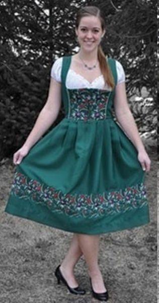 German Dirndls/Tracht Dirndls/Oktoberfest Clothing,