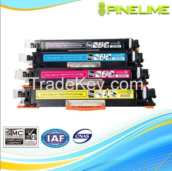 CF350A/351A/352A/353A for HP color toner cartridge use with MFP M176n/M177fw