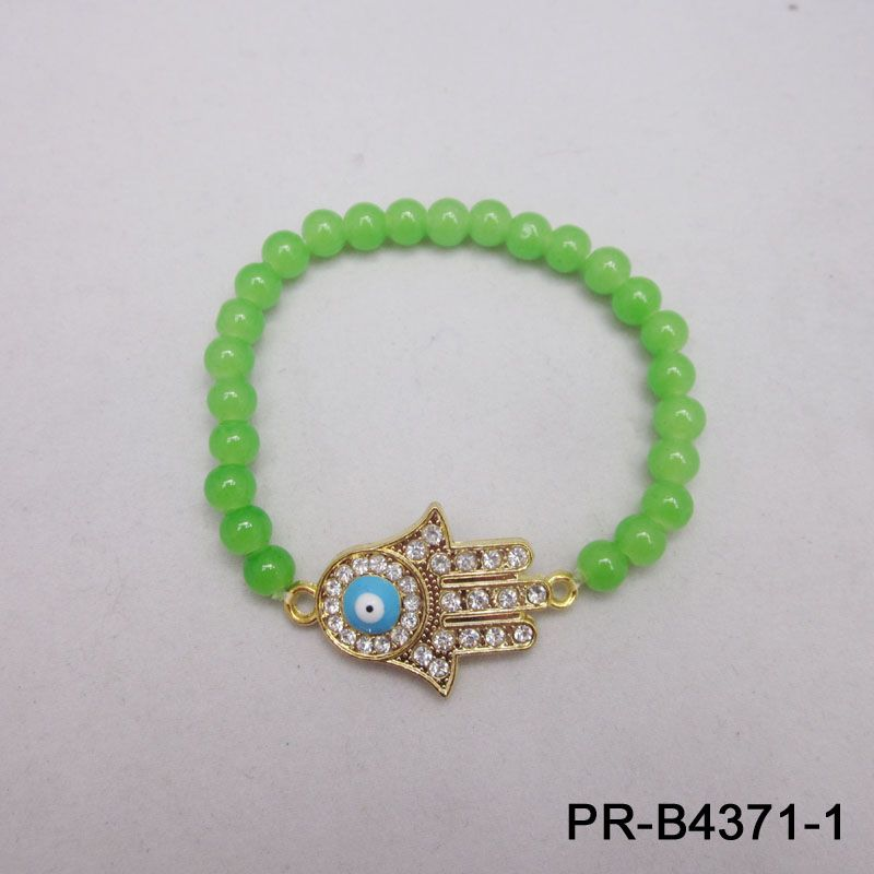 cheap hot sale resin beads bracelet