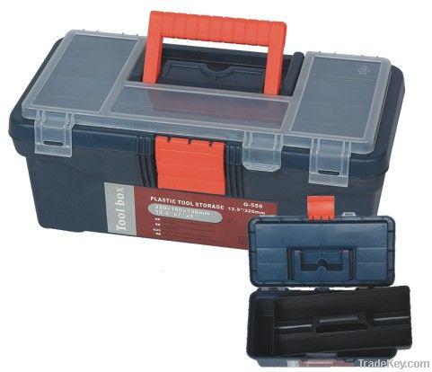 Hot sale multifunction plastic storage tool box/plastic waterproof tool box