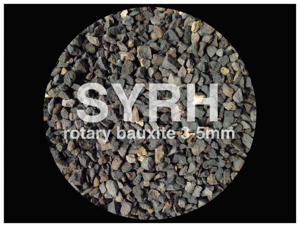 calcined bauxite