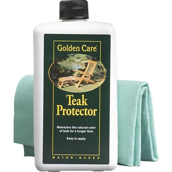 Teak protector,furniture protector