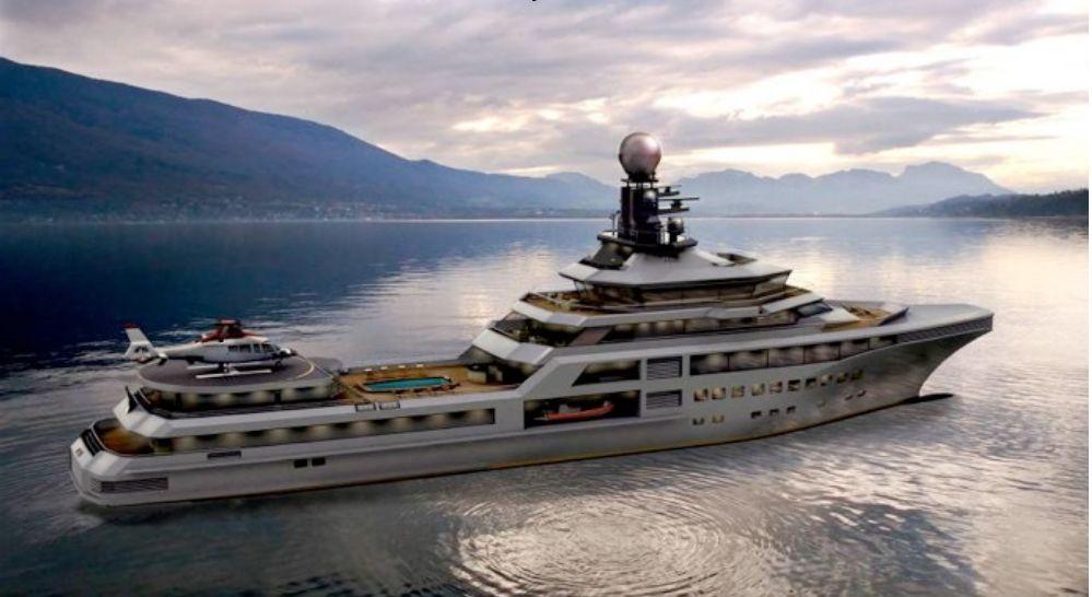 Luxury Explorer 80m