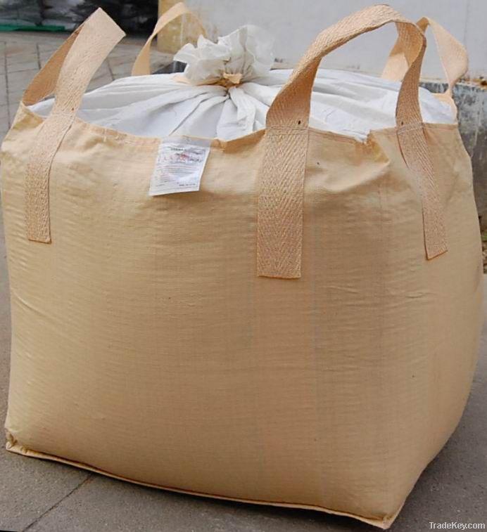 1 tonne big bags, bulk bags, jumbo bags, FIBC bags