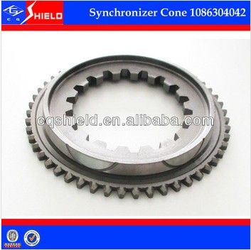 Truck spare parts 1086304042, zf transmission parts synchronizer cone