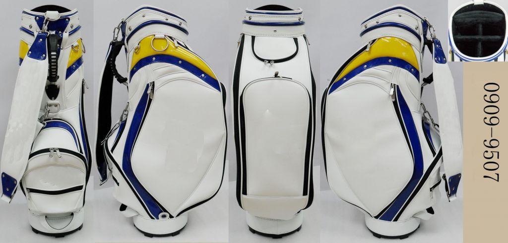 High Quality PU Material Golf Staff Bag