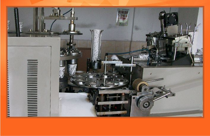 Paper cup machine Full Line Set