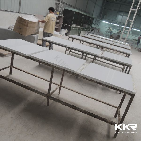 KKR wholesale solid surface square table