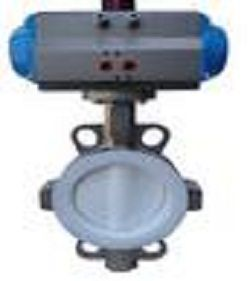 Lined Butterfly Valve