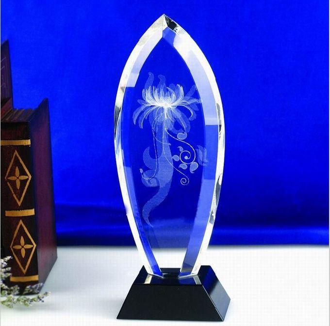 Customized Crystal Trophy Crystal Awards