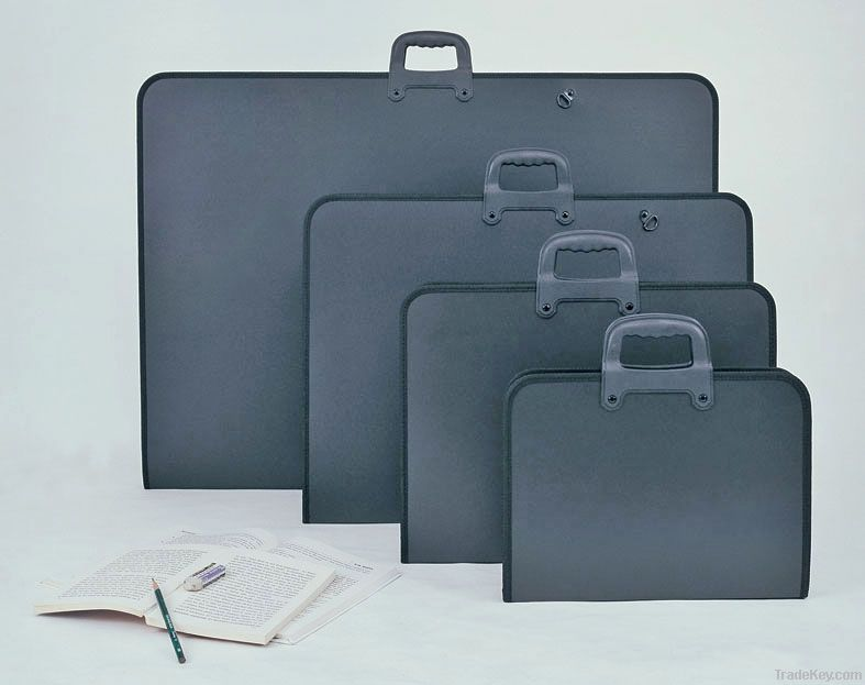 Zipper Drafting bag (ZD SERIES) Portfolio, art Portfolio.