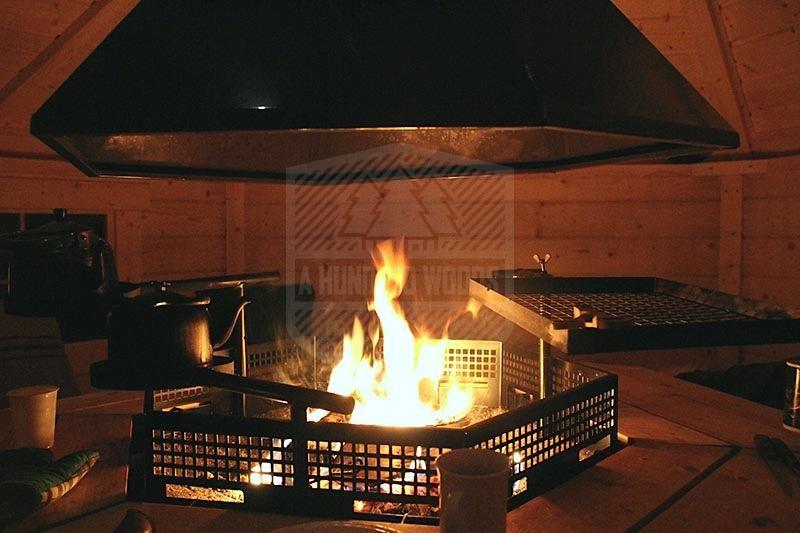 Finnish BBQ Huts - Grill Houses (Grillkota)