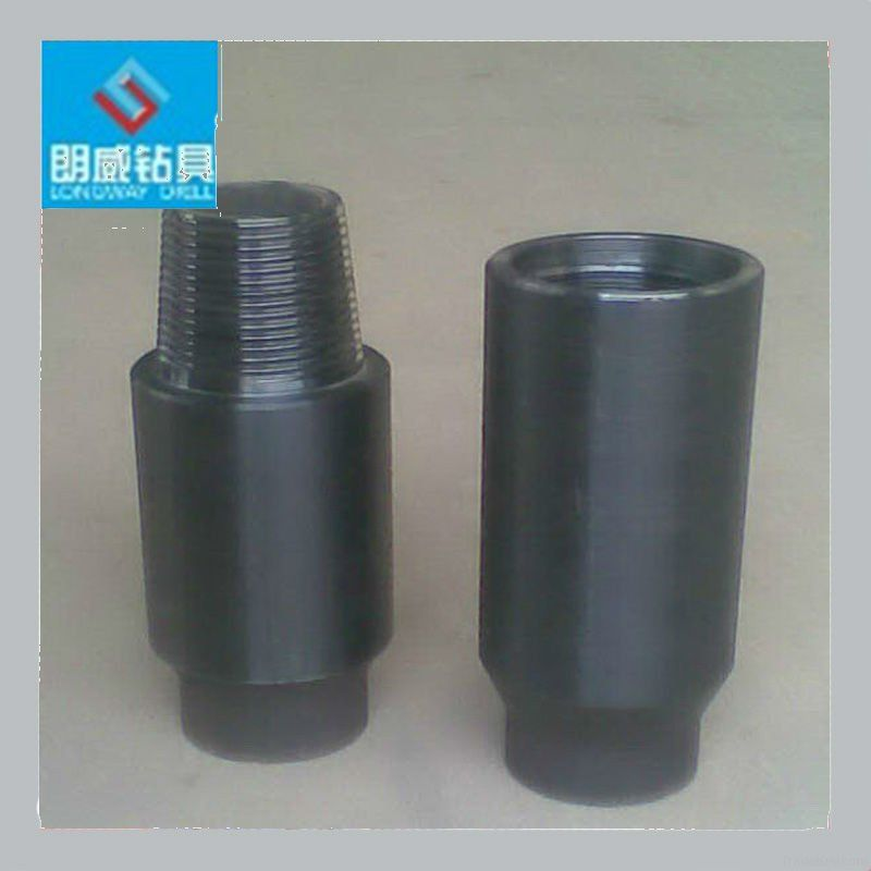 Drilling joint/drill pipe connection
