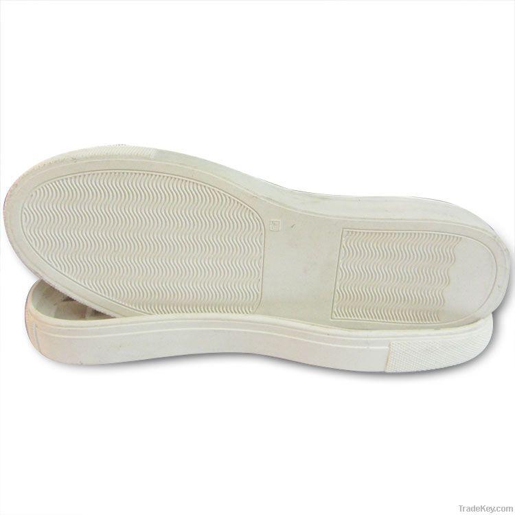 Male rubber sole
