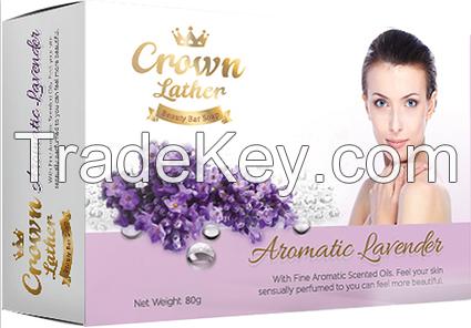 Aromatic Lavender Soap
