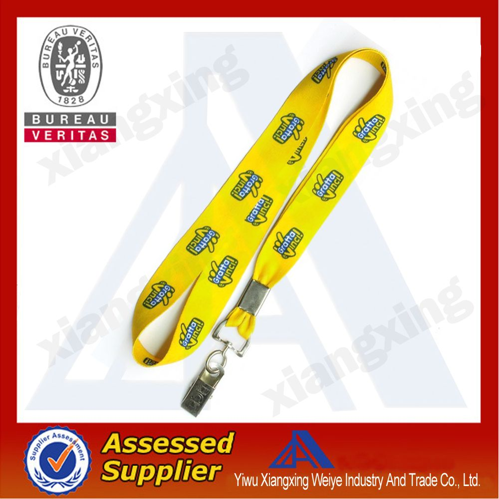 Cheap Custom Heat Transfer Lanyard