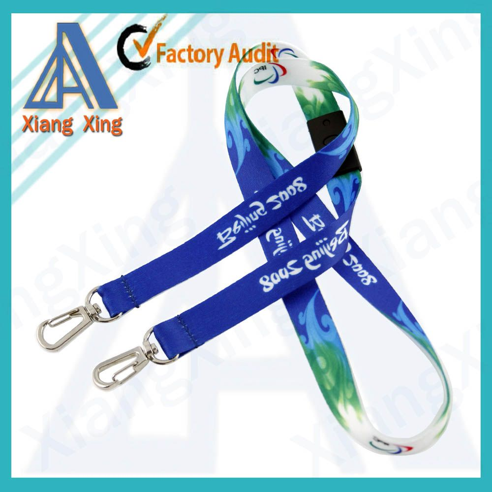 fashion high quality funny lanyard for promotional