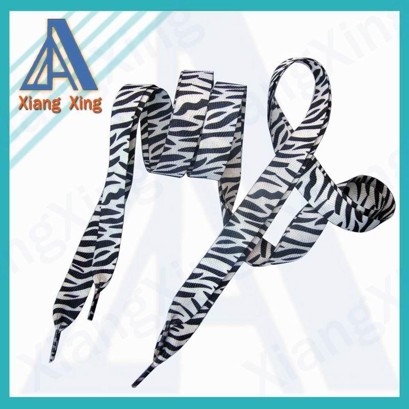 Cheap color custom shoe laces print
