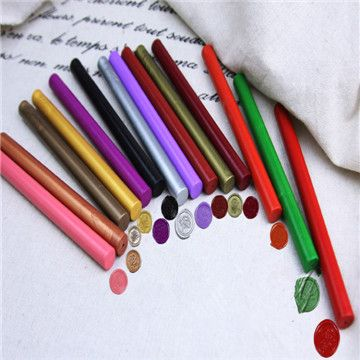Christmas Flexible glue gun Letter Sealing Wax