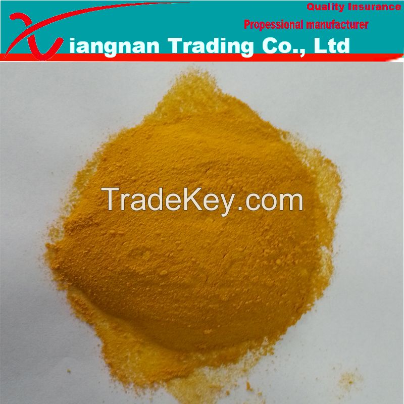 Poly Aluminum Chloride (Waste Water and Drink Water Treatment)