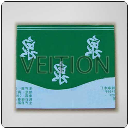 PVC shrink sleeve