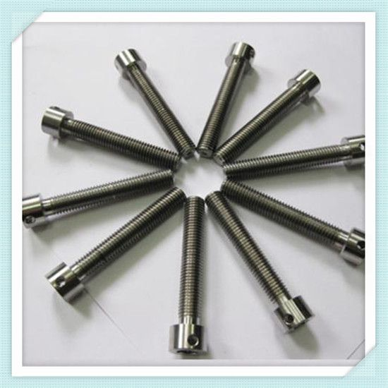 colorful titanium bolts for bicycle