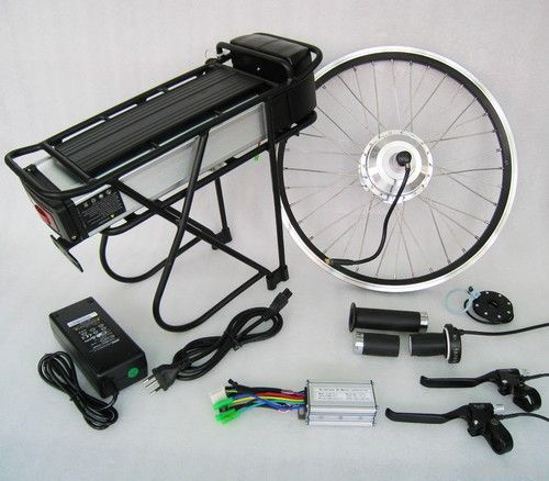 conversion kit for DIY bike into ebike