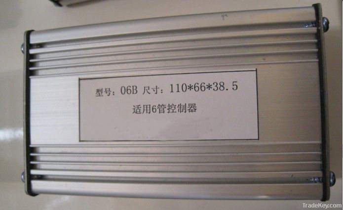 Electric bicycle sine wave controller