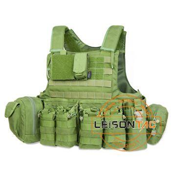 Kevlar or TAC-TEX ballistic vest has pass USA HP lab meet NIJ IIIA