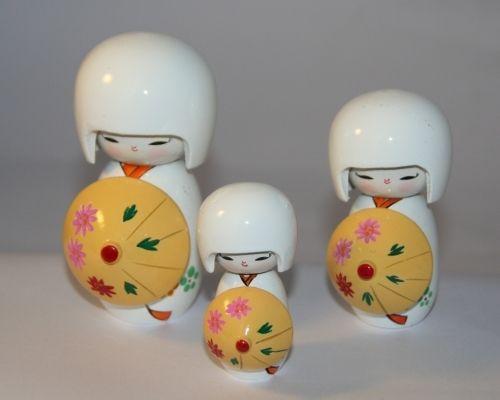 Japanese traditional dolls