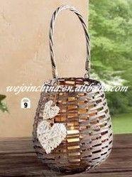Wholesale wicker Flower Basket