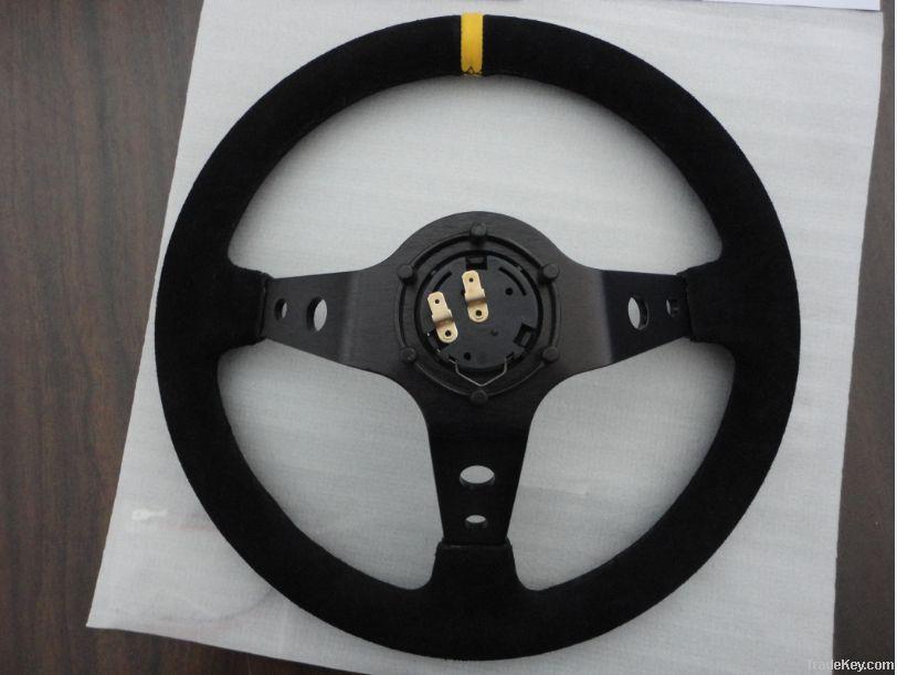 racing car steering wheels