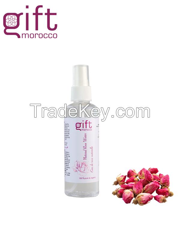 Pure and Organic Rose Water Natural Toner