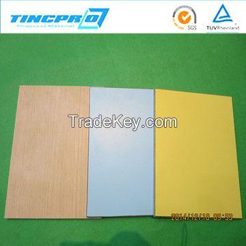 Wood Grain HPL Faced MGO Board