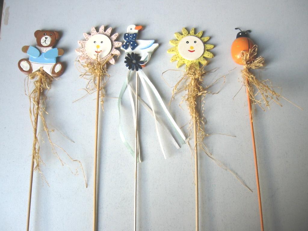 Flower Climbing Sticks
