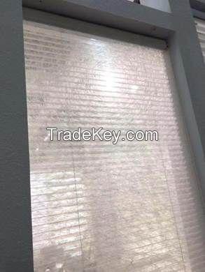 Plain-web Non Wovens for Wallpaper, Wall Cloth, Mural, Curtain