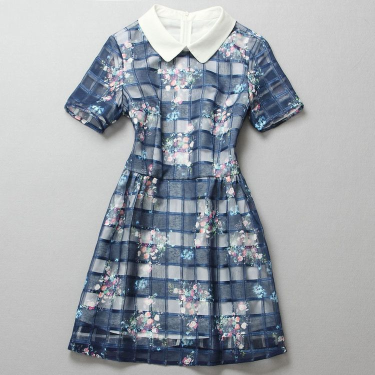 2014 New Arrival Casual Lady Dress
