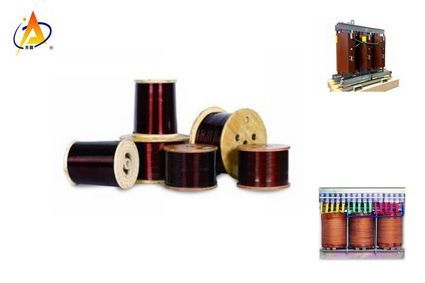 Electrical wire Enameled copper wire winding wire class 155 UL