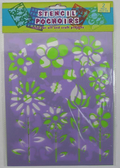 PP sketch stencils