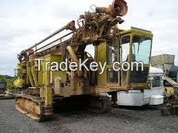 Rock support drill rigs DS411